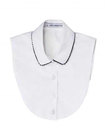 Mini Preppy Paris Collar