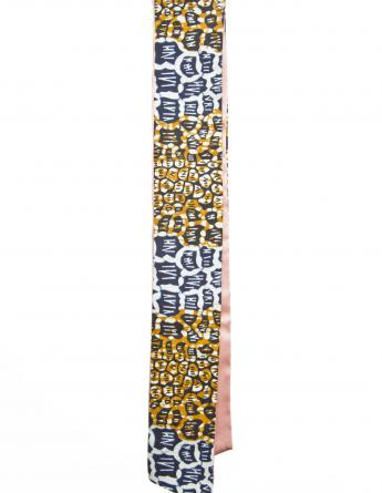 Little Leopard Vlisco Scarf