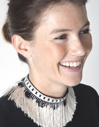 Collar Magnifque (black).